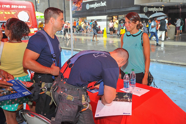 2014 FDNY Calendar of Heroes Launch | Flickr - Photo Sharing!