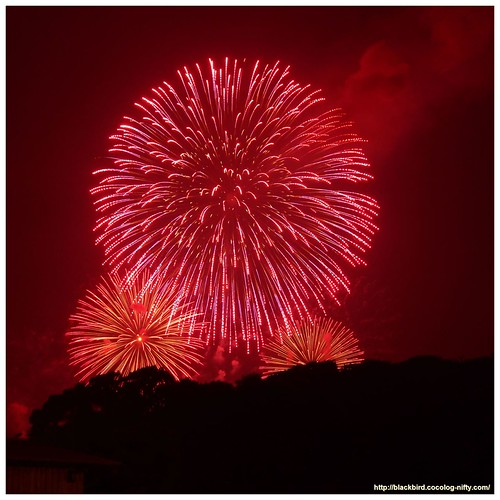 Fire works #02