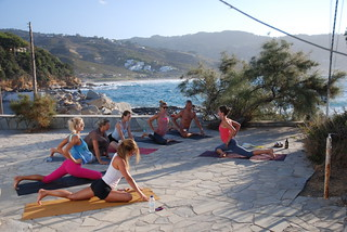 yoga holiday 2013 (by Elzi's)