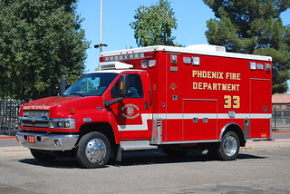 Phoenix Fire Dept. Rescue 33