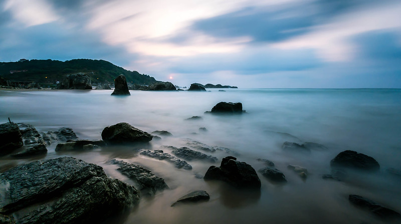 Black Sea Long Exposures