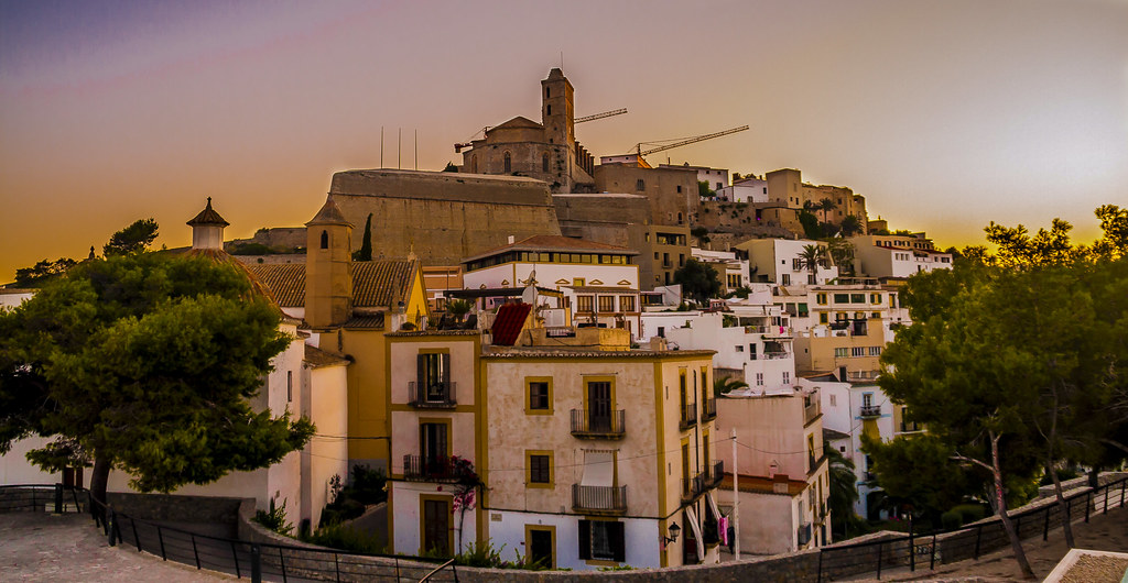Ibiza, Dalt Vila