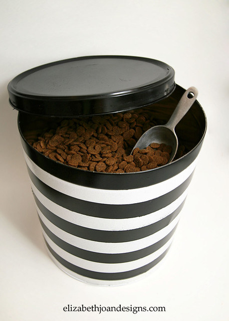 Pet Food Canister 6