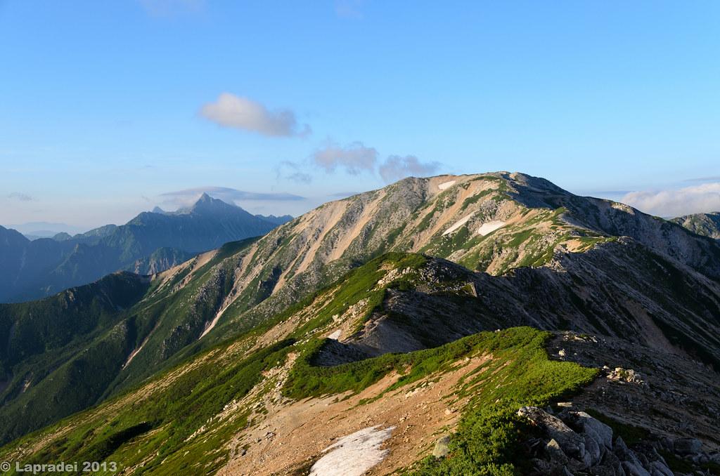 20130811 槍ヶ岳