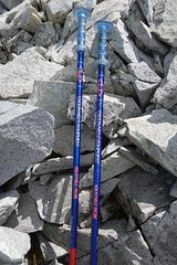 mast(0.0), iron(0.0), hiking equipment(1.0), rock(1.0),