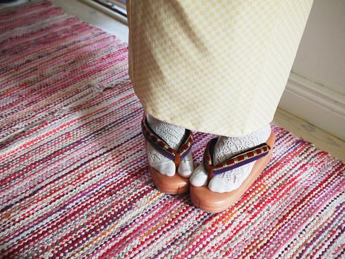 Jenny's cute feet