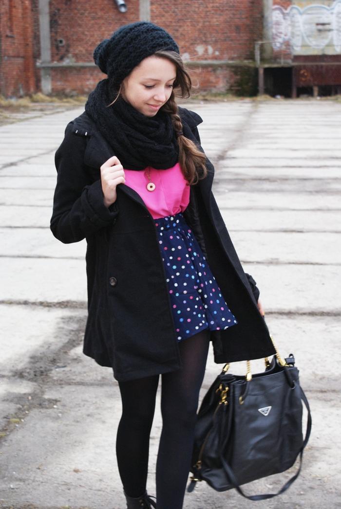 paryska stylizacja blog modowy
