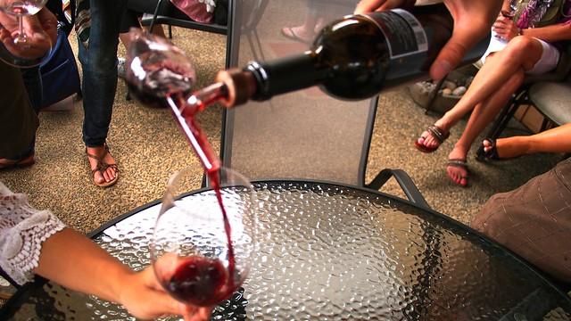 Blackwood Lane Vineyards & Winery   Langley Passport Wine Tour