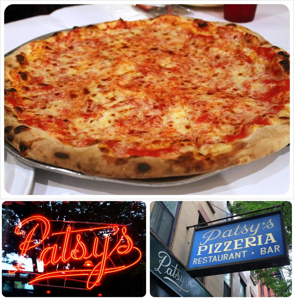 Patsys Pizza East Harlem New York