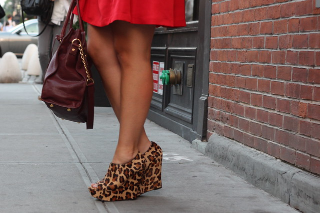 Living After Midnite: East vs. West Style: Leopard