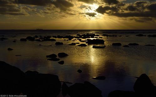 sunset topf25 landscape evening scenery mauritius {vision}:{sunset}=089