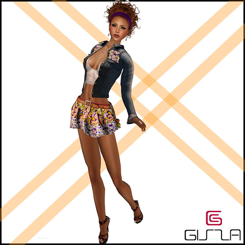 Flora Outfit... by ♥Caprycia♥