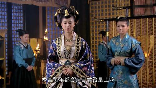 05-阿史那皇后-寒食節做菜