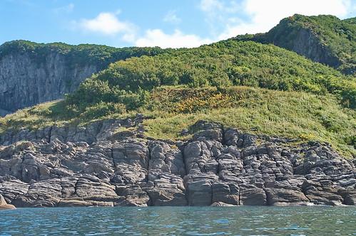 【写真】2013 : 知床半島遊覧船-往路2/2020-09-01/PICT2264