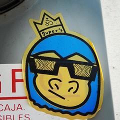 #streetart #puertovallarta #stickers #mexico