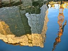 Spiegelungen I (water  reflections)