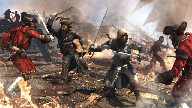 Assassin's Creed IV Black Flag - Screenshot 3