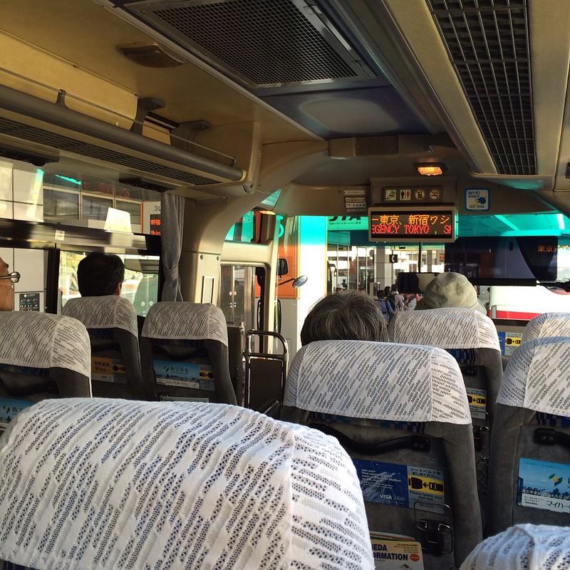 リムジンバス車内 by haruhiko_iyota