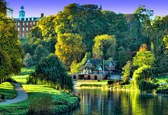 Seasons on the River Severn
