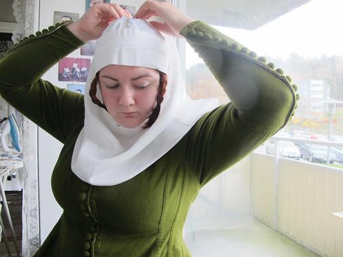 Wearing my veil - 15