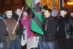 My jsme Anonymous. Neodpouštíme. Nezapomínáme.