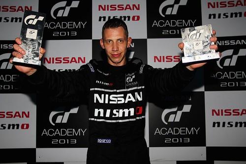 GT Academy 2013 Florian Strauss