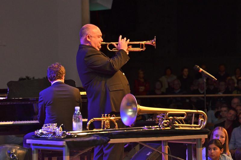Brassbandfestivalen 2013 - James Morrison (Foto: Olof Forsberg)