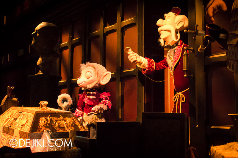 Mystic Manor - Closing of the Box 4