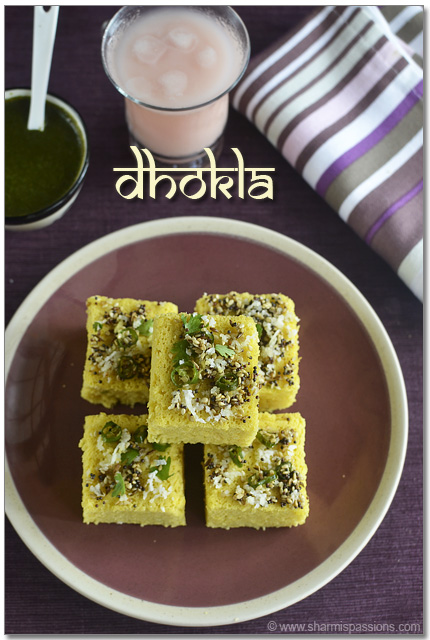 how to make dhokla with eno