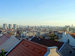 Novi Beograd from Zemun