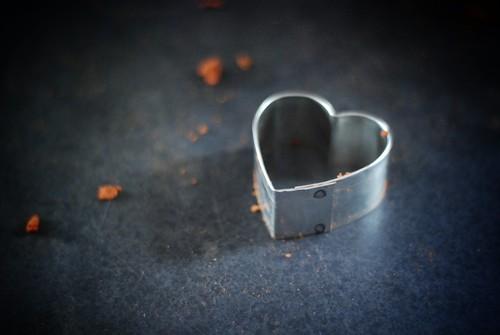Advent Calendar Day Two - Make Cinnamon Heart Ornaments