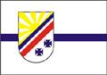 Bandeira da cidade de Teixeira de Freitas