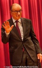 Alan Greenspan waves goodnight to Philly (12/6/13)
