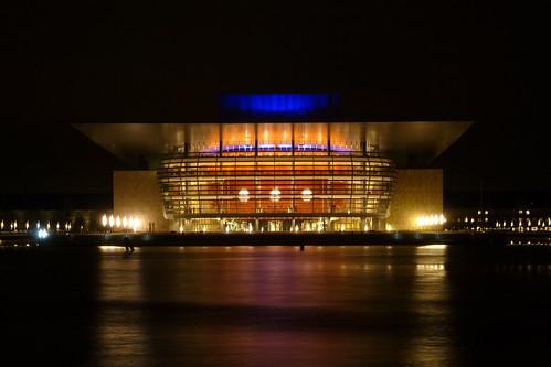light building water night dark teatro theatre edificio danish acqua danmark kopenhagen notte københavn buio holmen copenaghen danimarca danese flickrsfinestimages1 flickrsfinestimages2 andreamoscato