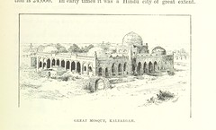 """British Library digitised image from page 511 of """"Picturesque India. A handbook for European travellers, etc [With maps.]"""""""