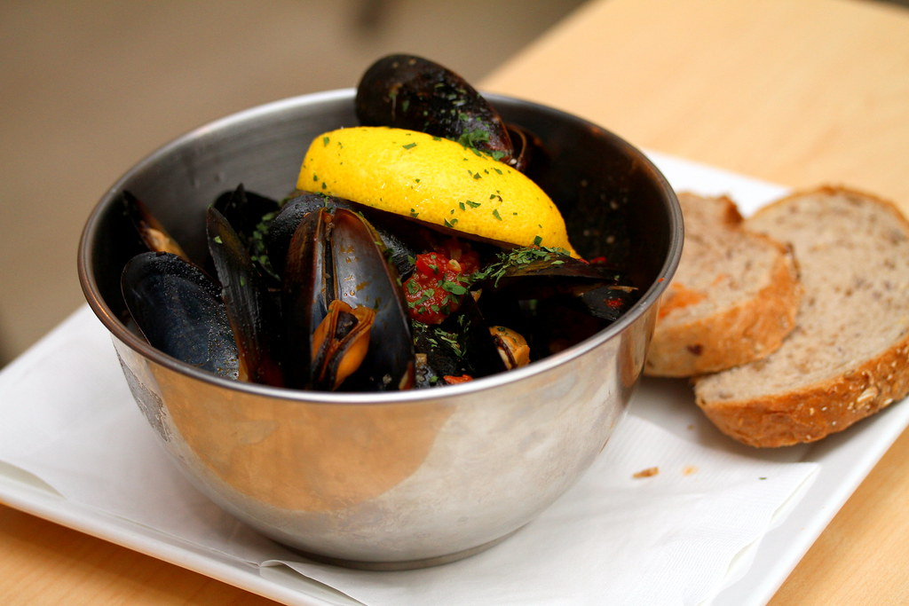 Rokeby: Rokeby Chili Mussel