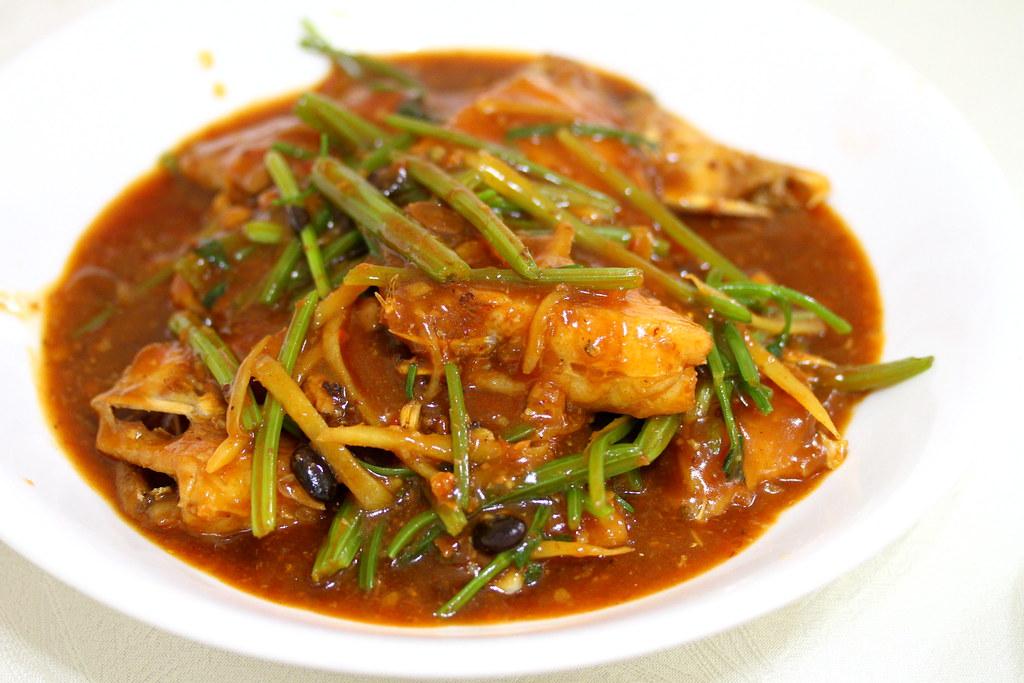 Liang Kee Teochew Restaurant: Trigger Fish