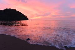 Sunset in Padang