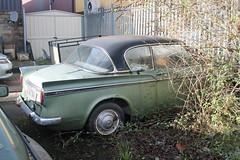 Abandoned 1964 Sunbeam Rapier
