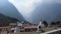 Klasztor Tengboche 3860m