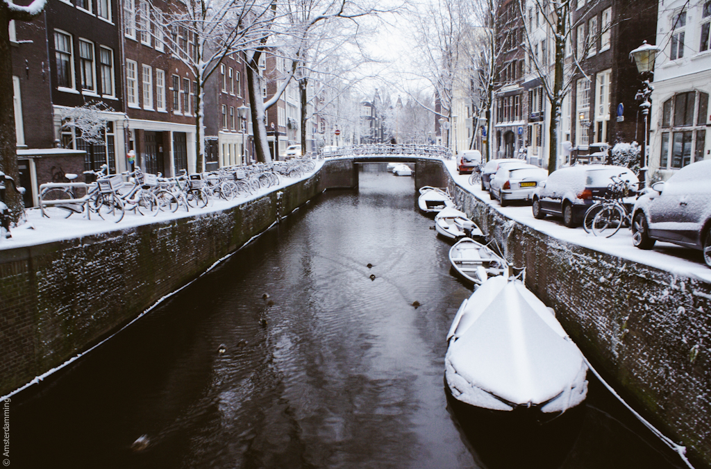 Amsterdam, Winter 2012/13