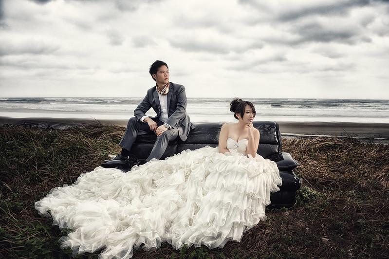 自助婚紗, Pre-Wedding, 閃燈婚紗, 風格婚紗, Fine Art, Donfer Photography, Donfer