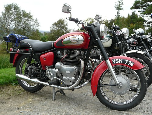 1957 Royal Enfield Meteor Minor
