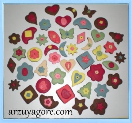 ZENCEFİLLİ  KURABİYE-2
