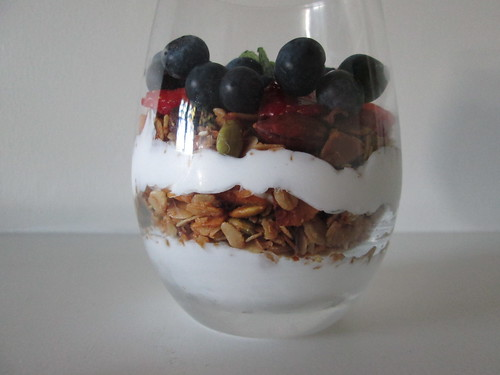 breakfast trifle