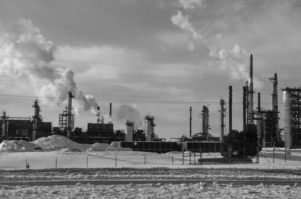 Pine Bend Refinery in Rosemount, MN