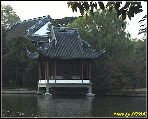 杭州 西湖 (其他景點) - 300 (在西湖十景之 蘇堤 看西湖十景之 花港觀魚)