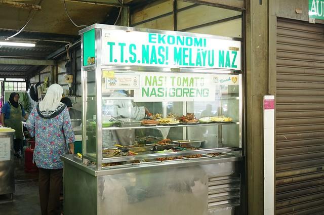 Halal breakfast in Penang Astaka Taman Tun Sardon-001