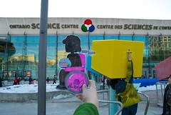 Melody at the Science Centre, Toronto, Ontario (submitted by Duke of Cambridge Public School, Bowmanville, Ontario) by melodyaroundtheworld
