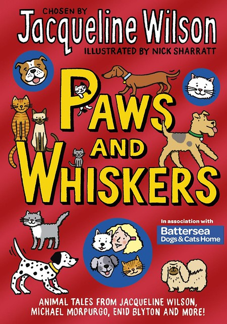 Jacqueline Wilson, Paws and Whiskers